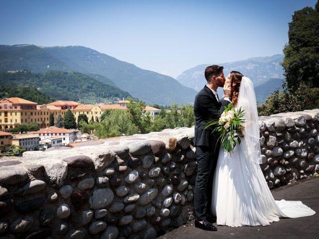 Il matrimonio di Alice e Nicola a Bassano del Grappa, Vicenza 35