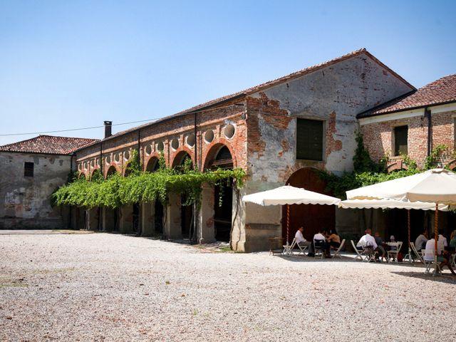 Il matrimonio di Alice e Nicola a Bassano del Grappa, Vicenza 39