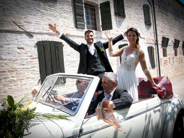 Il matrimonio di Alice e Nicola a Bassano del Grappa, Vicenza 40