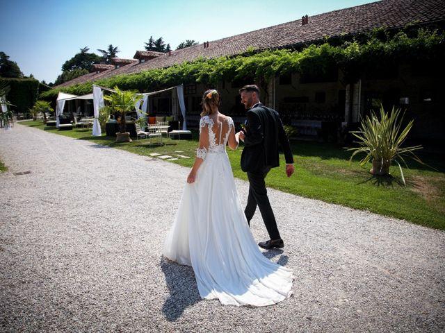 Il matrimonio di Alice e Nicola a Bassano del Grappa, Vicenza 50