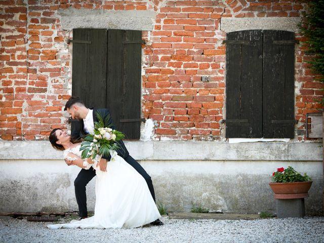 Il matrimonio di Alice e Nicola a Bassano del Grappa, Vicenza 52