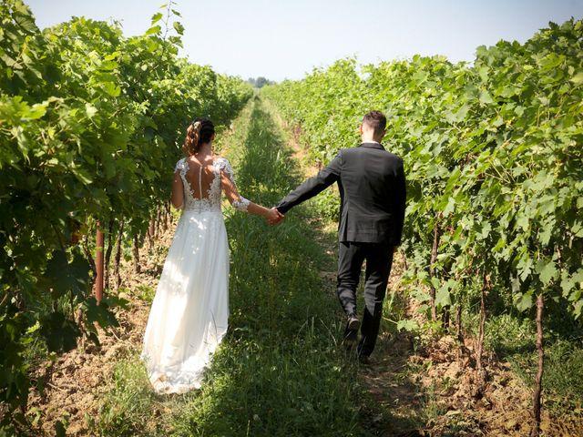 Il matrimonio di Alice e Nicola a Bassano del Grappa, Vicenza 54