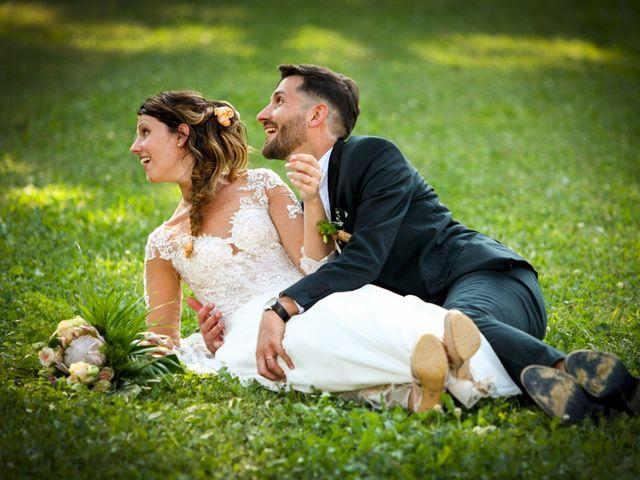 Il matrimonio di Alice e Nicola a Bassano del Grappa, Vicenza 56
