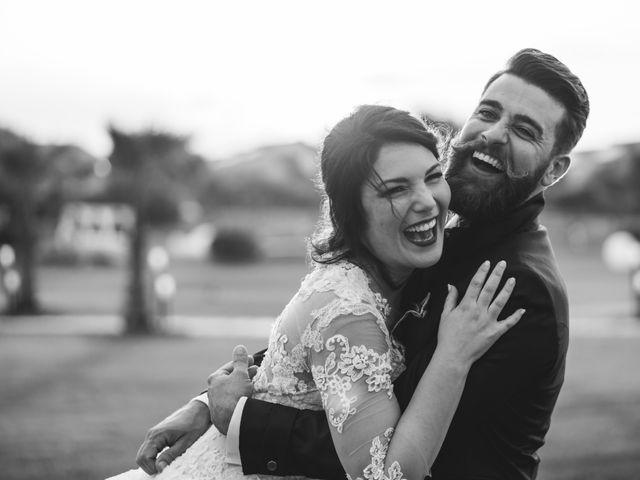 Le nozze di Nancy e Davide