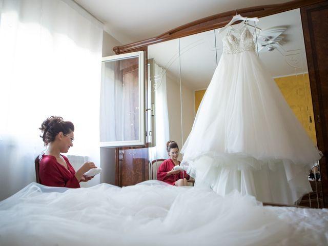Il matrimonio di Marialucia e Salvatore a Chiaramonte Gulfi, Ragusa 18