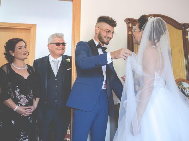 Il matrimonio di Marialucia e Salvatore a Chiaramonte Gulfi, Ragusa 22