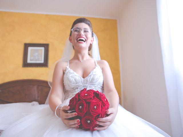 Il matrimonio di Marialucia e Salvatore a Chiaramonte Gulfi, Ragusa 23