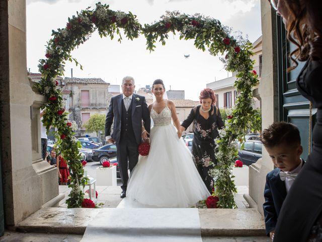 Il matrimonio di Marialucia e Salvatore a Chiaramonte Gulfi, Ragusa 25