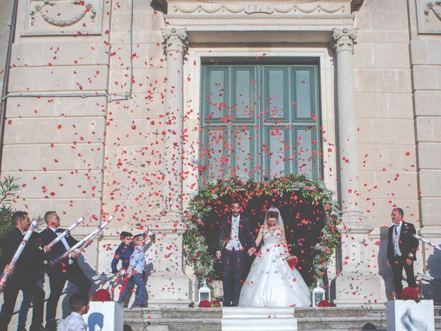 Il matrimonio di Marialucia e Salvatore a Chiaramonte Gulfi, Ragusa 28