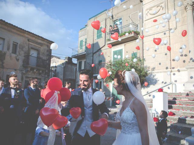 Il matrimonio di Marialucia e Salvatore a Chiaramonte Gulfi, Ragusa 29