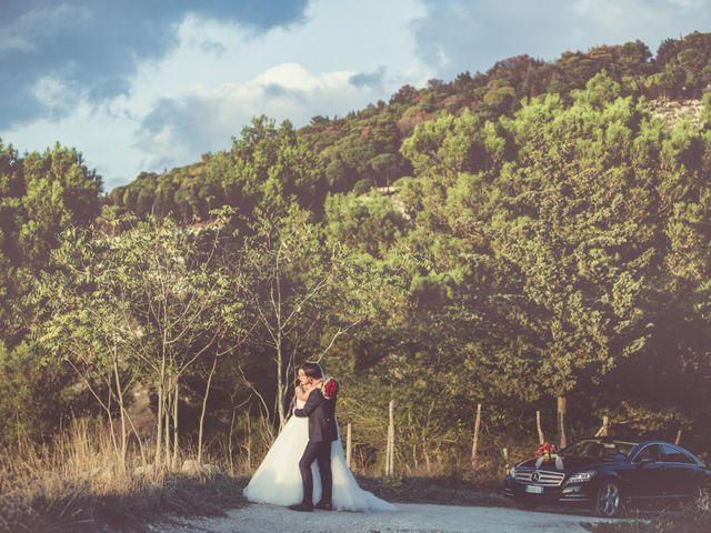 Il matrimonio di Marialucia e Salvatore a Chiaramonte Gulfi, Ragusa 1
