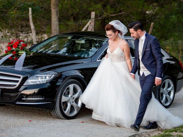 Il matrimonio di Marialucia e Salvatore a Chiaramonte Gulfi, Ragusa 31