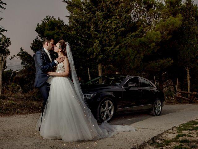Il matrimonio di Marialucia e Salvatore a Chiaramonte Gulfi, Ragusa 2