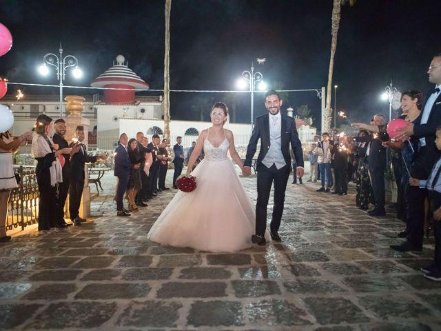 Il matrimonio di Marialucia e Salvatore a Chiaramonte Gulfi, Ragusa 33