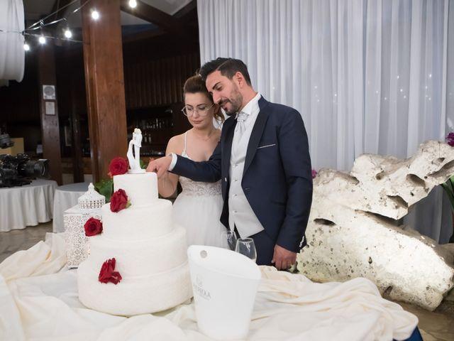 Il matrimonio di Marialucia e Salvatore a Chiaramonte Gulfi, Ragusa 37