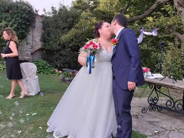 Il matrimonio di Chiara e Stefano a Tagliolo Monferrato, Alessandria 5