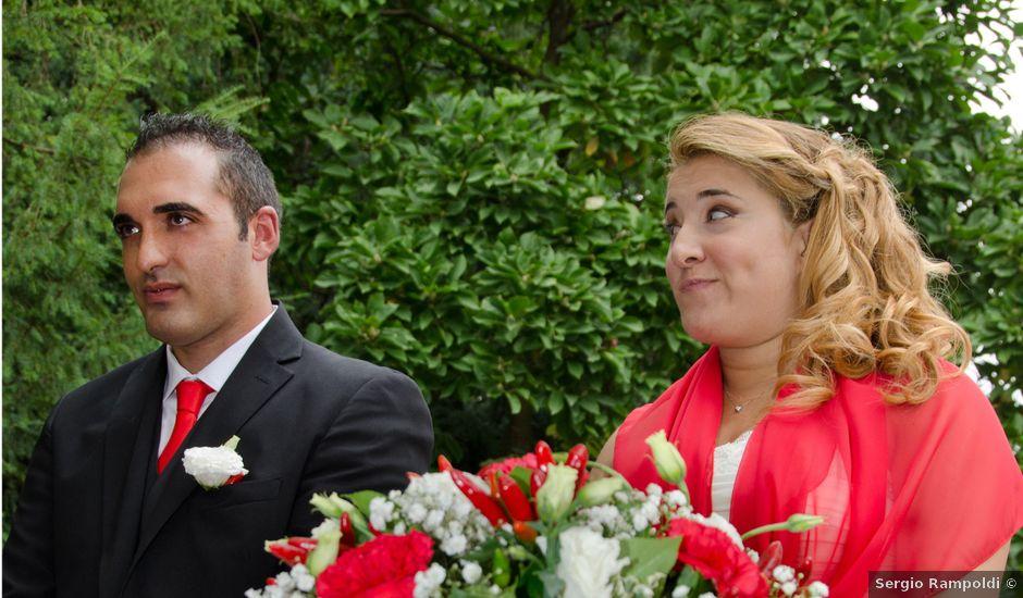 Il matrimonio di Francesco e Laura a Corbetta, Milano