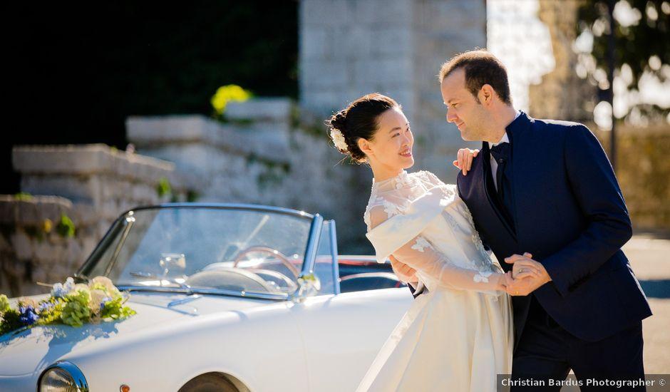 Il matrimonio di Giampietro e Ziwei a Trieste, Trieste