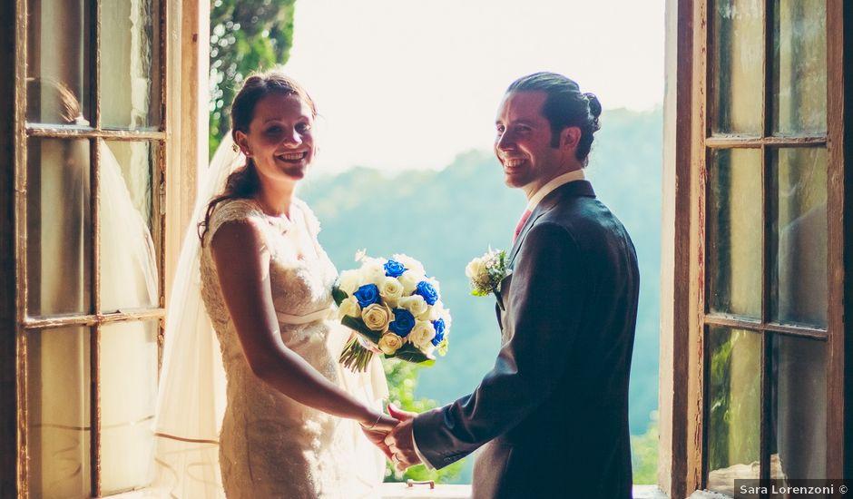Il matrimonio di Gianluca e Sara a Quattro Castella, Reggio Emilia