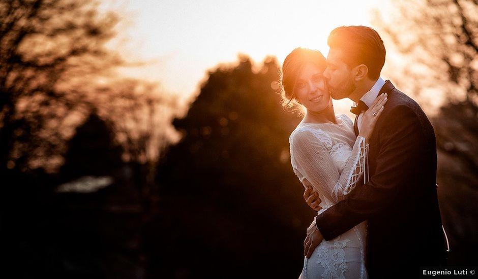 Il matrimonio di Davide e Federica a Varese, Varese