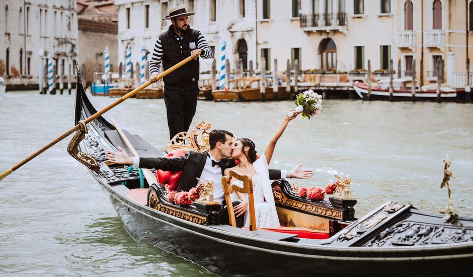 Il matrimonio di Yesenia e Alessio a Venezia, Venezia