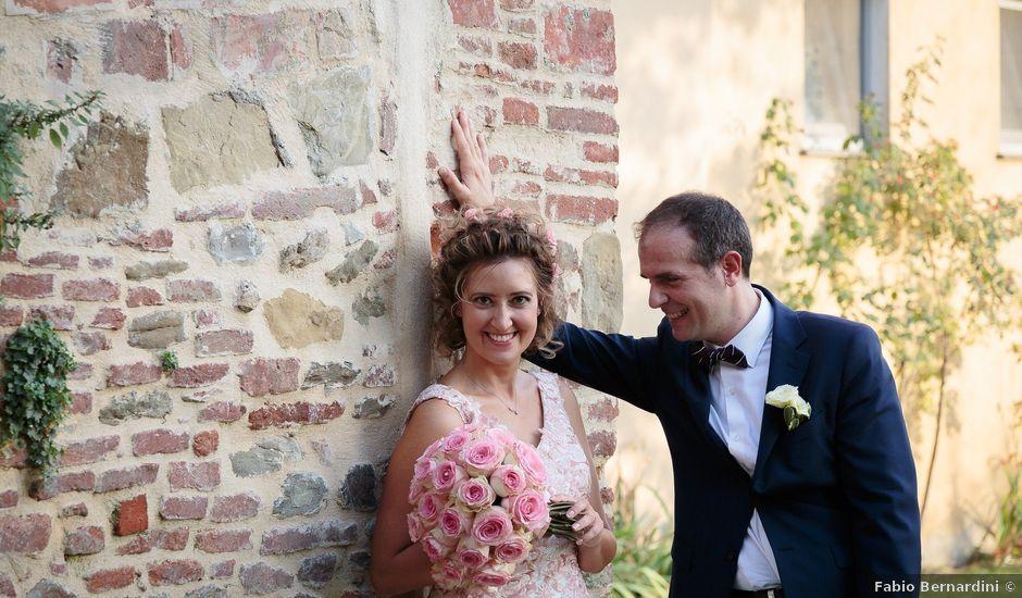 Il matrimonio di Riccardo e Martina a Arezzo, Arezzo