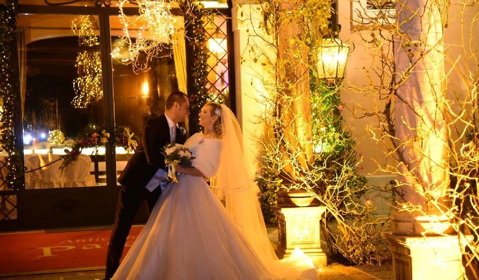Il matrimonio di Alessandro  e Vanessa  a Montespertoli, Firenze