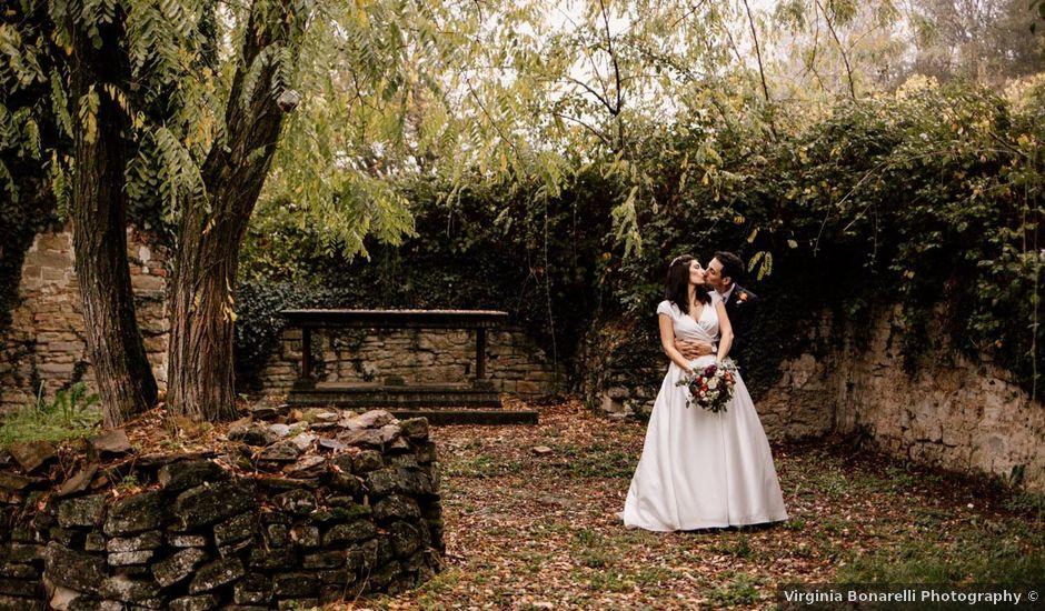 Il matrimonio di Alfonso e Sorela a Castenaso, Bologna