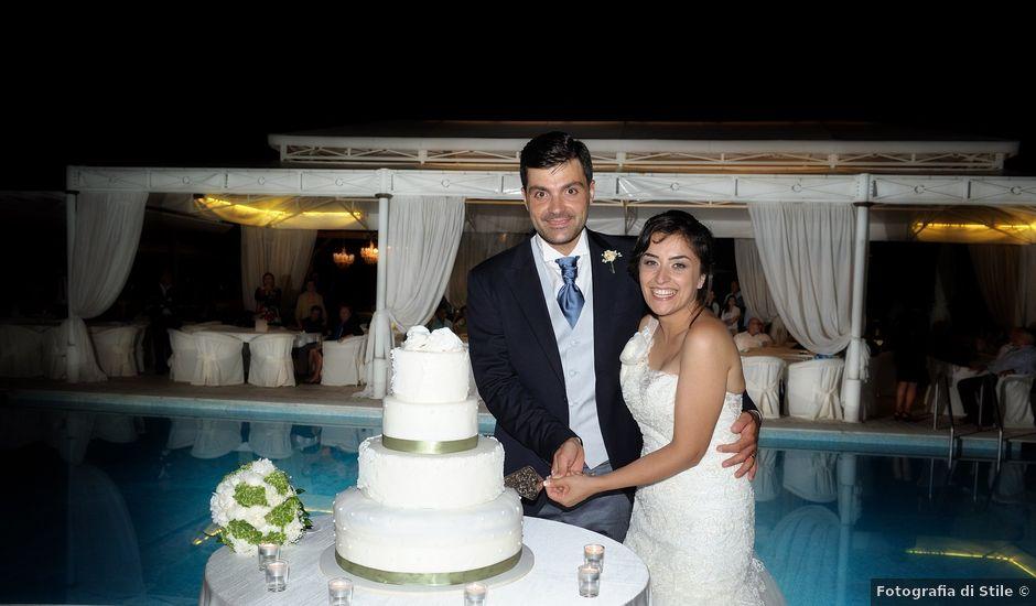 Il matrimonio di Carlo e Pina a Venticano, Avellino