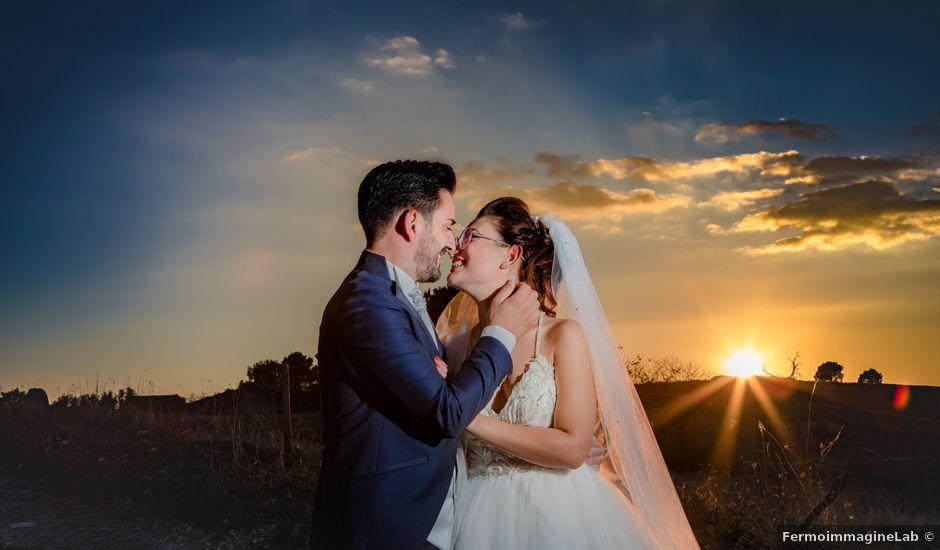 Il matrimonio di Marialucia e Salvatore a Chiaramonte Gulfi, Ragusa