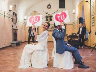 Le nozze di Patrizia e Vincenzo