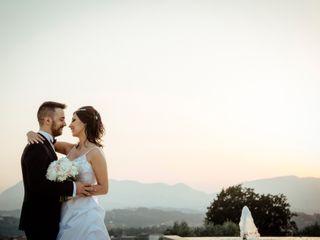 Le nozze di Giovanna e Fabio