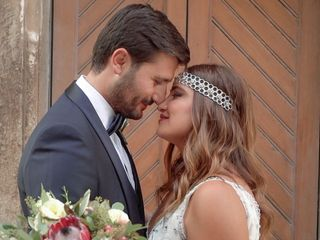 Le nozze di Margie e Stefano