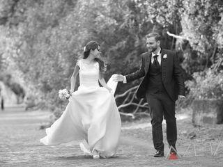 Le nozze di Claudia e Valerio