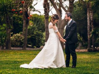 le nozze di Claudia e Dino 1