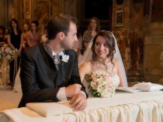Le nozze di Pauline e Andrea