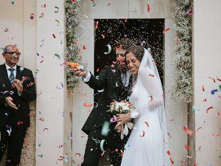 Le nozze di Giorgia e Roberto