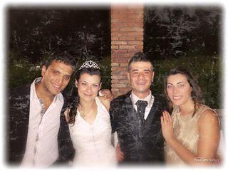 Le nozze di Antonio e Daniela