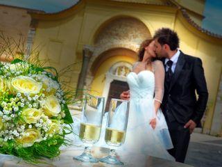 Le nozze di romina e danilo