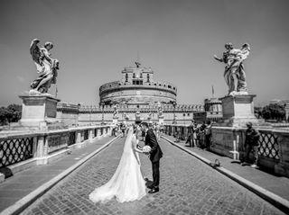 Le nozze di Vira e Enzo