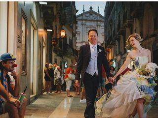 Le nozze di Paola e Sergio 1