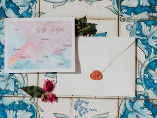 Le nozze di Sofia e Gigi 1