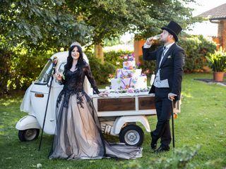 Le nozze di Delia e Marco