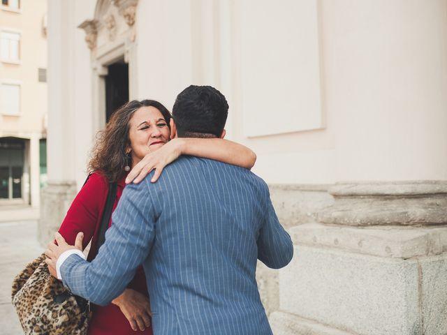 Il matrimonio di Vincenzo e Patrizia a Inverigo, Como 32