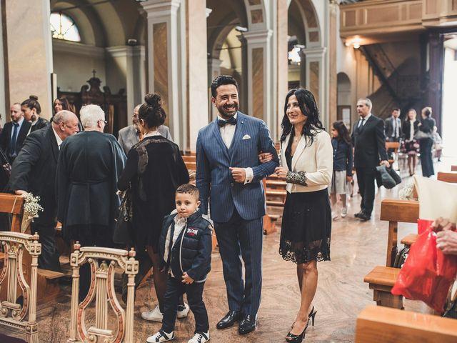 Il matrimonio di Vincenzo e Patrizia a Inverigo, Como 40