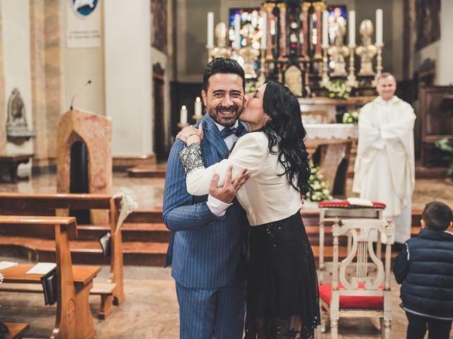 Il matrimonio di Vincenzo e Patrizia a Inverigo, Como 41
