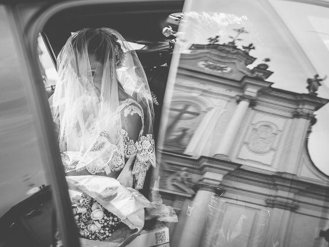 Il matrimonio di Vincenzo e Patrizia a Inverigo, Como 1
