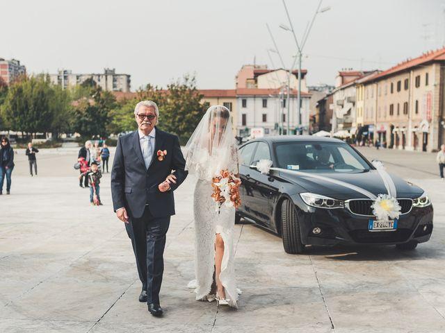 Il matrimonio di Vincenzo e Patrizia a Inverigo, Como 43