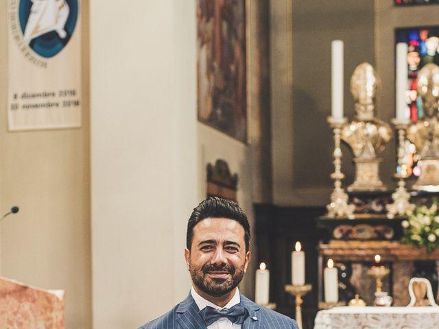 Il matrimonio di Vincenzo e Patrizia a Inverigo, Como 44