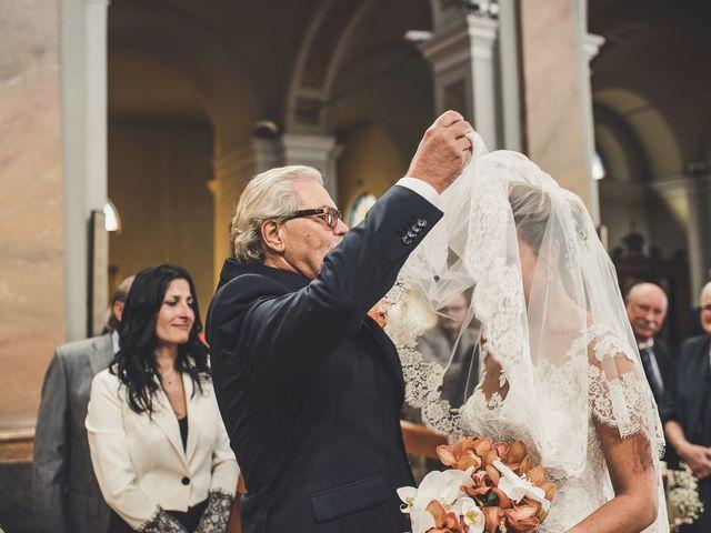 Il matrimonio di Vincenzo e Patrizia a Inverigo, Como 47